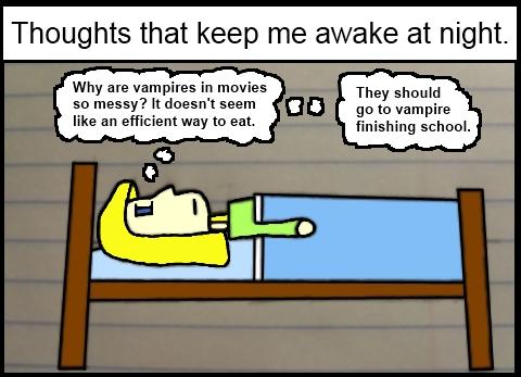 Vampire Finishing School