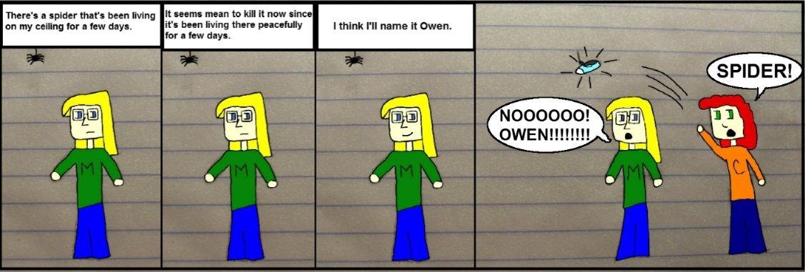 Owen the Spider