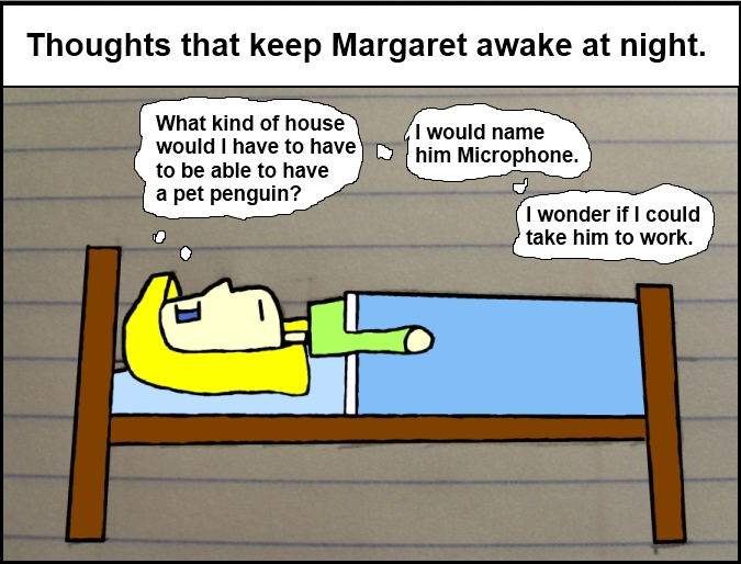 Penguin Thoughts