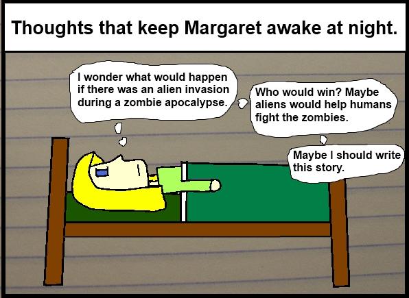 Zombies vs Aliens